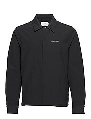 TECHNICAL STRETCH SHIRT - CALVIN BLACK