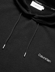 Calvin Klein - LOGO EMBROIDERY HOODIE - hoodies - ck black - 2