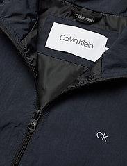 Calvin Klein - CRINKLE NYLON BLOUSO - light jackets - calvin navy - 4