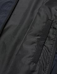 Calvin Klein - CRINKLE NYLON BLOUSO - light jackets - calvin navy - 6