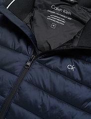 Calvin Klein - LIGHT WEIGHT SIDE LOGO VEST - vests - calvin navy - 4
