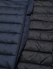 Calvin Klein - LIGHT WEIGHT SIDE LOGO VEST - vests - calvin navy - 5