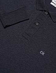 Calvin Klein - LIQUID TOUCH LONG SLEEVE POLO - lange mouwen - calvin navy - 2
