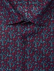Calvin Klein - FLOWER PRINT SLIM SHIRT - business shirts - navy - 2