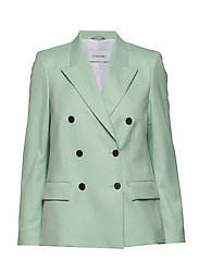 PASTEL DB BLAZER - MINT GREEN