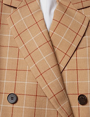 Calvin Klein - WINDOWPANE CHK DB LO - wool jackets - windowpane check - 2