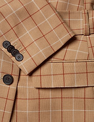 Calvin Klein - WINDOWPANE CHK DB LO - wool jackets - windowpane check - 3