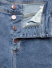 Calvin Klein - HIGH RISE SLIM PANT - wąskie dżinsy - natal blue - 5