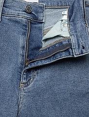 Calvin Klein - WIDE LEG CROP PANT - broeken met wijde pijpen - natal blue - 3