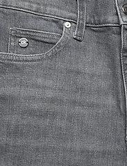 Calvin Klein - WIDE LEG CROP PANT - broeken met wijde pijpen - maceio mid grey - 2