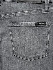 Calvin Klein - WIDE LEG CROP PANT - broeken met wijde pijpen - maceio mid grey - 4