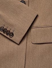 Calvin Klein - WOOL DB BLAZER - getailleerde blazers - hazel melange - 3