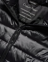 Calvin Klein - LT PACKABLE DOWN VEST - puffer vests - ck black - 3
