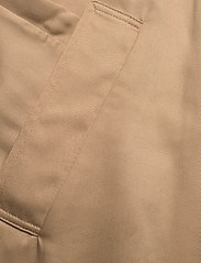 Calvin Klein - TENCEL TRENCH DRESS - trenchcoats - travertine - 4