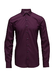 BARI SLIM FIT FTC - PLUM