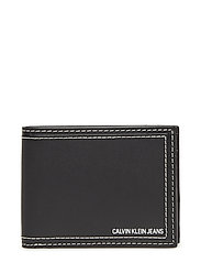 DOUBLE STITCH BILLFO - BLACK