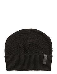 HENRY HAT - BLACK