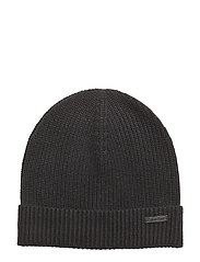 SAHAT BEANIE - PERFECT BLACK