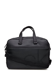 CK POINT LAPTOP BAG, - BLACK