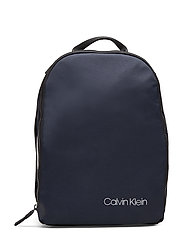 CLASH ROUND BACKPACK - NAVY