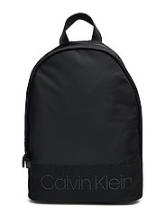 SHADOW ROUND BACKPACK - BLACK