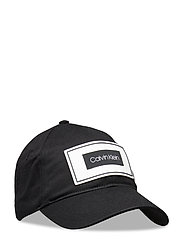 MULTI PATCH BB CAP - BLACK