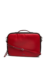 FRAME LAPTOP BAG - SCARLET