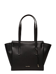 FRAME MEDIUM SHOPPER - BLACK