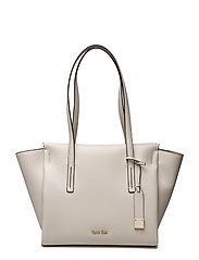 FRAME MEDIUM SHOPPER - CEMENT