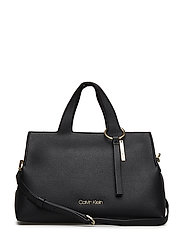 NEAT LARGE TOTE - BLACK