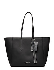 CK BASE LARGE SHOPPE - BLACK