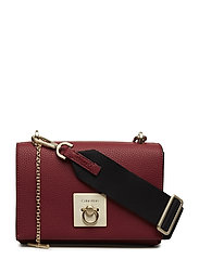 CK LOCK MEDIUM FLAP - RED ROCK