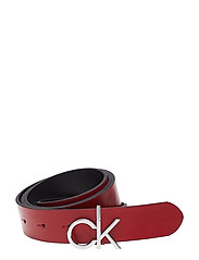 3CM CK ADJ.BUCKLE BE - CHERRY