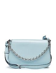 DRESSED UP SHOULDER BAG - PALE BLUE