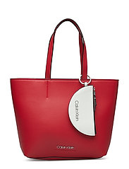 CK MUST MEDIUM SHOPP - LIPSTICK RED