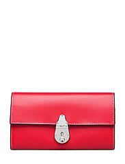 LOCK TRIFOLD - PROCESSED RED