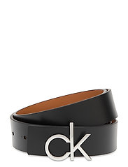 CK LOW REV GIFTPACK - BLACK/CUOIO