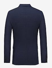 Calvin Klein - STRETCH WOOL SLIM SU - enkelknäppta kavajer - ink blue - 1