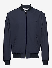 Calvin Klein - TWILL BOMBER - vestes bomber - navy blazer - 0