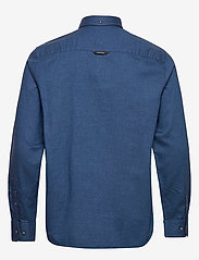 Calvin Klein - BUTTON DOWN BRUSHED TWILL SHIRT - basic shirts - calvin navy - 1