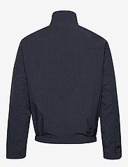 Calvin Klein - CRINKLE NYLON BLOUSO - light jackets - calvin navy - 2