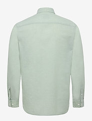 Calvin Klein - BUTTON DOWN COTTON L - basic overhemden - granite green - 1