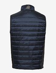 Calvin Klein - LIGHT WEIGHT SIDE LOGO VEST - vests - calvin navy - 2