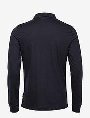 Calvin Klein - LIQUID TOUCH LONG SLEEVE POLO - polos à manches longues - calvin navy - 1