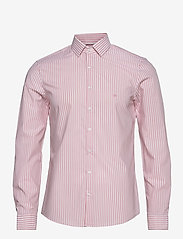 Calvin Klein - BOLD STRIPE SLIM SHIRT - chemises à carreaux - blush - 0