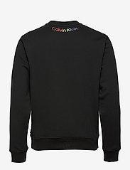 Calvin Klein - PRIDE LARGE GRAPHIC CN - truien - ck black - 1