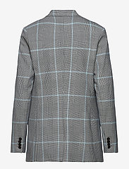 Calvin Klein - SINGLE BTTN CHK BLAZ - blazers - enlarged prince of wales - 1