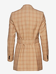 Calvin Klein - WINDOWPANE CHK DB LO - wool jackets - windowpane check - 1