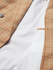 Calvin Klein - WINDOWPANE CHK DB LO - wool jackets - windowpane check - 4