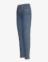Calvin Klein - HIGH RISE SLIM PANT - wąskie dżinsy - natal blue - 2